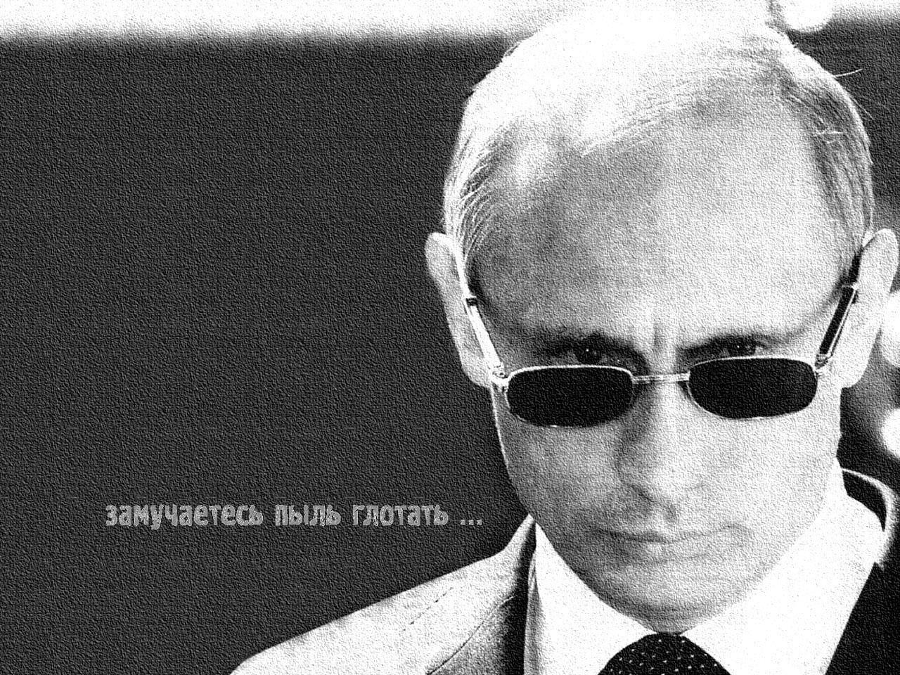 プーチンの逸話を聞くとゾクッとするのはオレだけじゃないはず