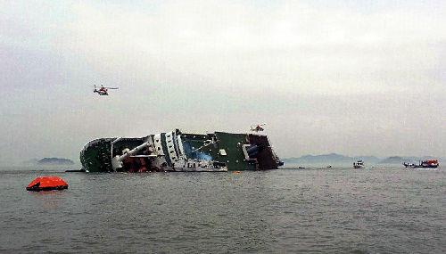沈没の韓国旅客船は日本製だが、実は違法改造済みという…