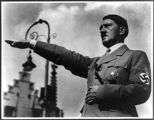 「ヒトラー=悪」の図式は勝てば官軍負ければ賊軍そのものかもしれない