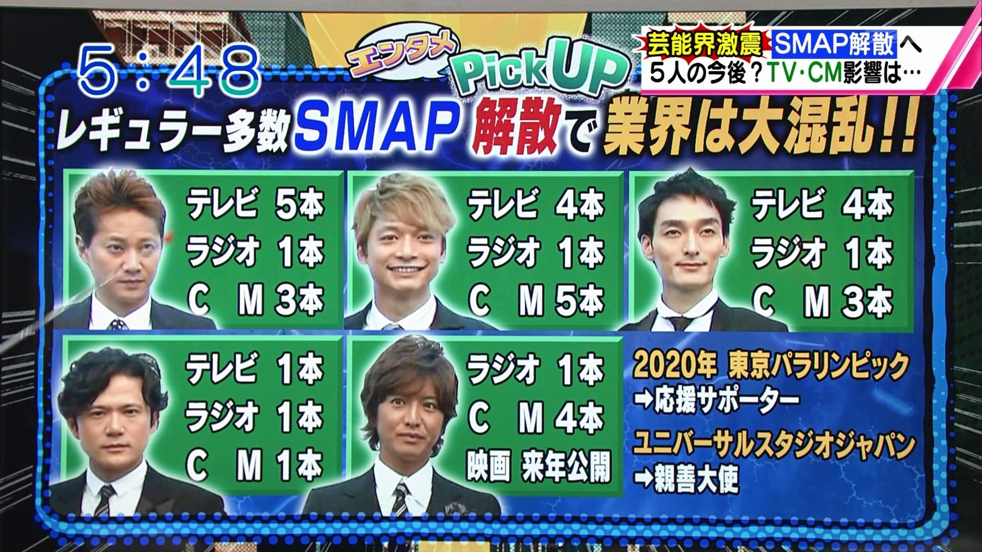 『SMAP、アイドルやめるってよ』 映画化決定!