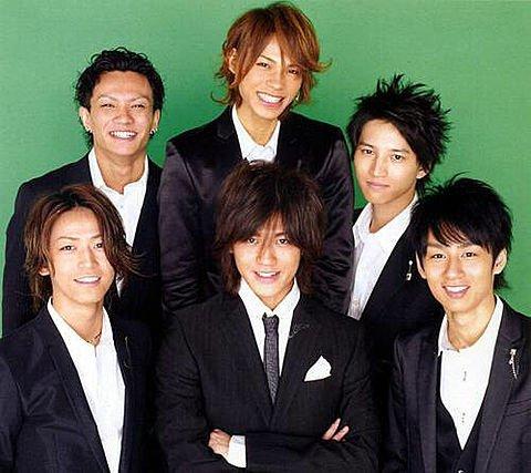 KAT-TUNのデビュー当時6人在籍時を超えられない衝撃